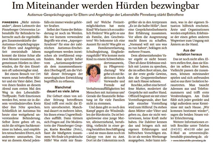 Pinneberger Tageblatt vom 1.2.2020